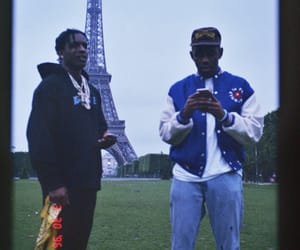 tyler, tyler the creator, and asap rocky image