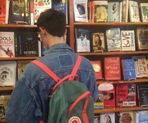 book, boy, and indie image
