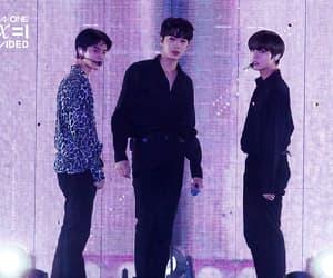 jihoon, wanna one, and bae jinyoung image
