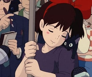 anime, studio ghibli, and kiki's delivery service image