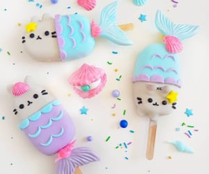 beach, cake pops, and dessert image