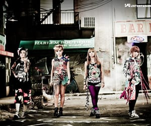 2ne1, minzy, and lee chaeri image