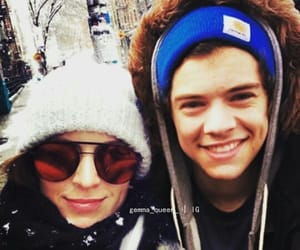 edit, gemma styles, and Harry Styles image