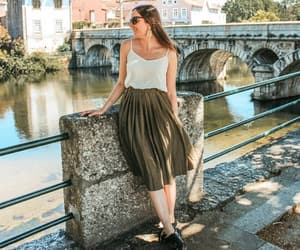 blog, look, and outfit image