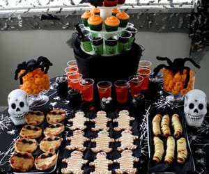 Halloween and party image