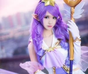 cosplay, league of legends, and star guardian image