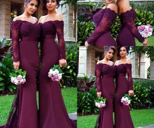 dress, prom dresses, and evening gowns image