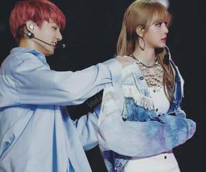 bp, couple, and kpop image