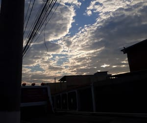 blue, clouds, and day image