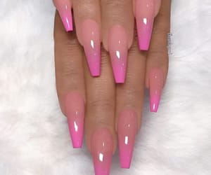 barbie, glam, and nails image