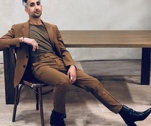 clothing, jonathan van ness, and boy image