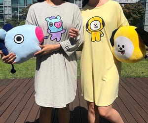 chimmy, mang, and bt21 image