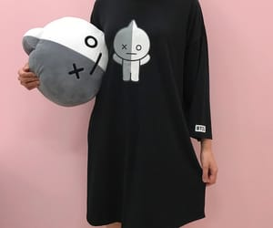 van, bt21, and created by bts image
