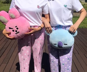 cooky and bt21 image