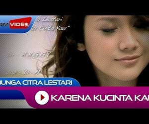 music, bunga citra lestari, and video image