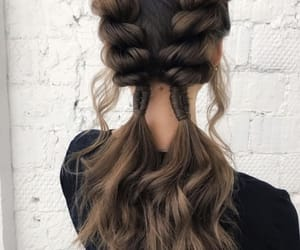 girls, goals, and hair image