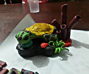 art, clay sculpture, and modelling clay image