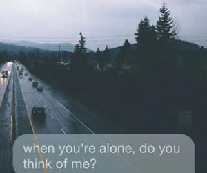 alone, quotes, and sad image