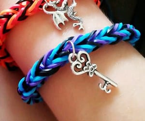 bands, charms, and craft image