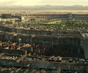 beautiful, movie, and the maze image