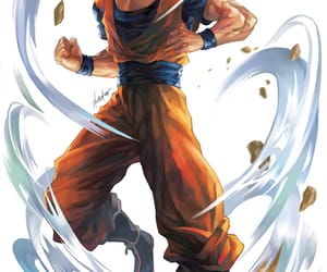 dragonball, dbz, and son image