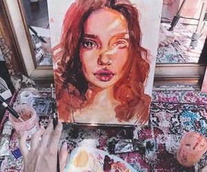 art, artistic, and beauty image