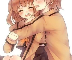 anime, couple, and nagi no asukara image