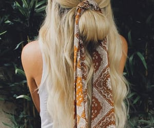 blonde hair, hair, and hairstyle image
