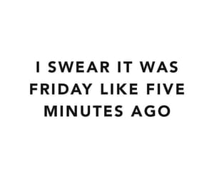 friday, swear, and funny image