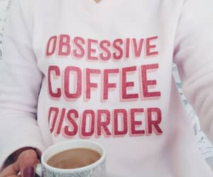 caffeine, monday, and coffee image