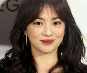 actress, korean actress, and song hye kyo image