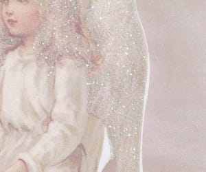 angel, pale, and pink image