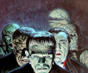30s, Frankenstein, and universal monsters image