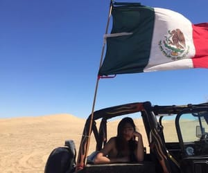 mexico, car, and desert image