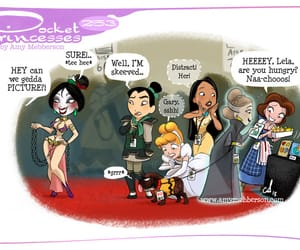 sdcc, pocket princess, and pocket princesses image