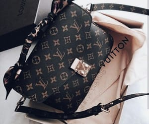Louis Vuitton, bag, and chic image