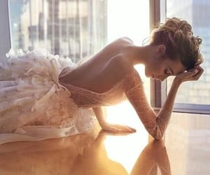 dress, window, and girly image