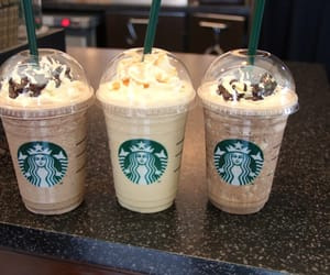 starbucks, coffee, and drinks image
