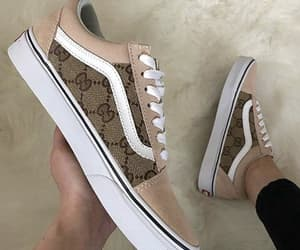 vans, gucci, and shoes image