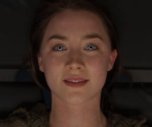 Saoirse Ronan, the host, and melanie stryder image