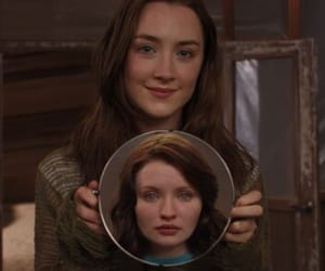 emily browning, the host, and mirror image