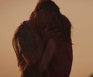 kiss, rain, and melanie stryder image
