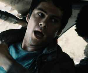 icon, dylan obrien, and thomas image