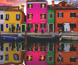 colors, italy, and travel image