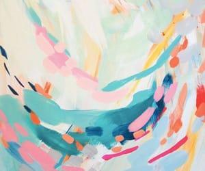 art, spots, and multicolore image