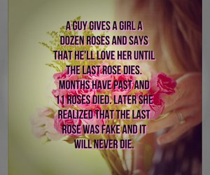 roses and love image