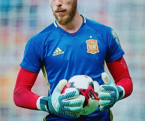 futbol, david de gea, and spain nt image