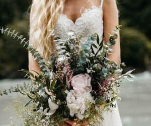 bohemian, wedding goals, and bride image