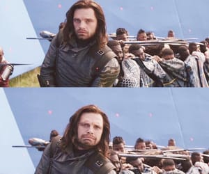 Avengers, bucky, and Marvel image
