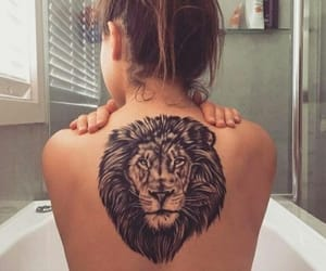 animal, lowe, and ink image